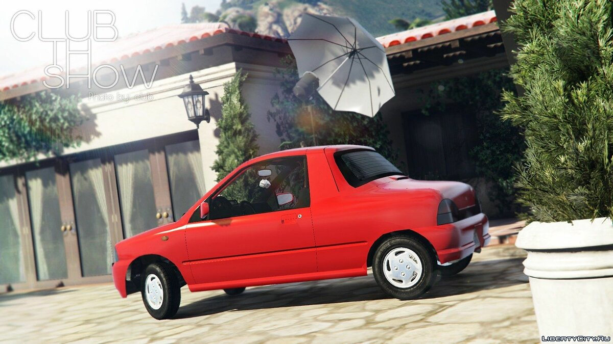 Subaru Vivio T-Top [Add-On / Tunable] для GTA 5 - скриншот #2
