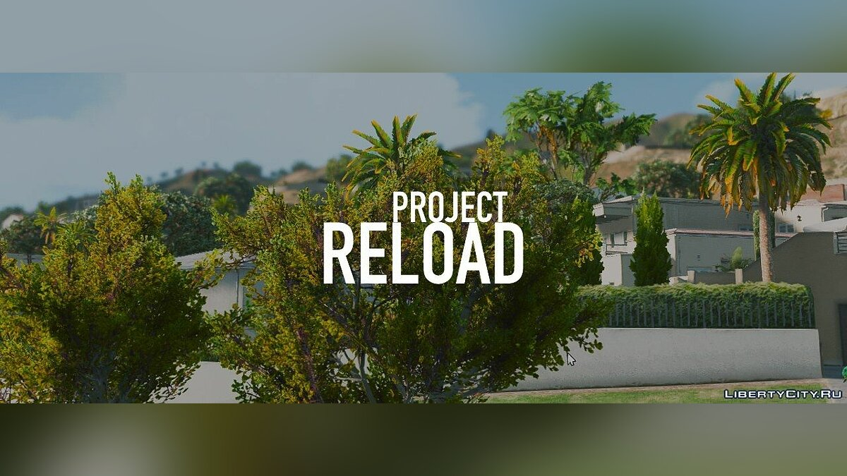 ProjectRELOAD Texture Overhaul v0.50 для GTA 5