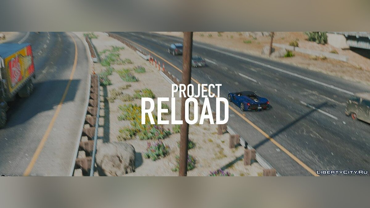 ProjectRELOAD Texture Overhaul v0.50 для GTA 5 - скриншот #3