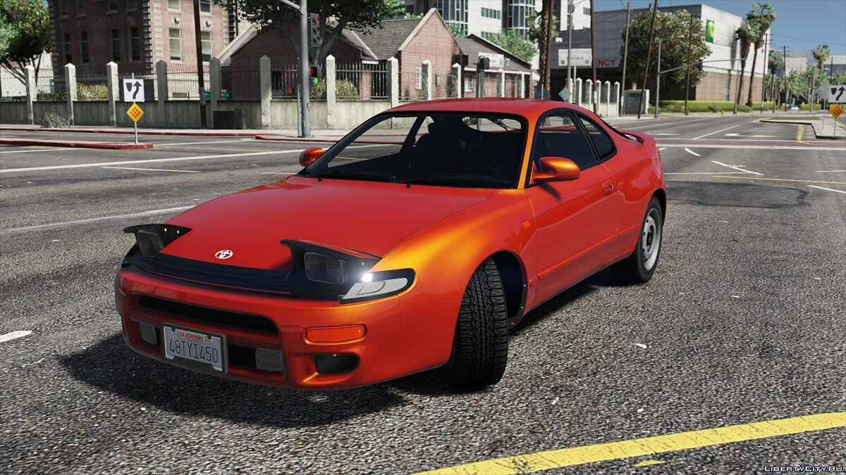 Toyota Celica [Add-on | Template] 3.0 для GTA 5