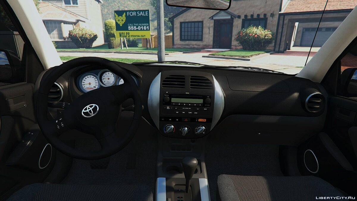 Toyota RAV4 (XA20) [Add-On / Replace] 1.0 для GTA 5 - скриншот #7