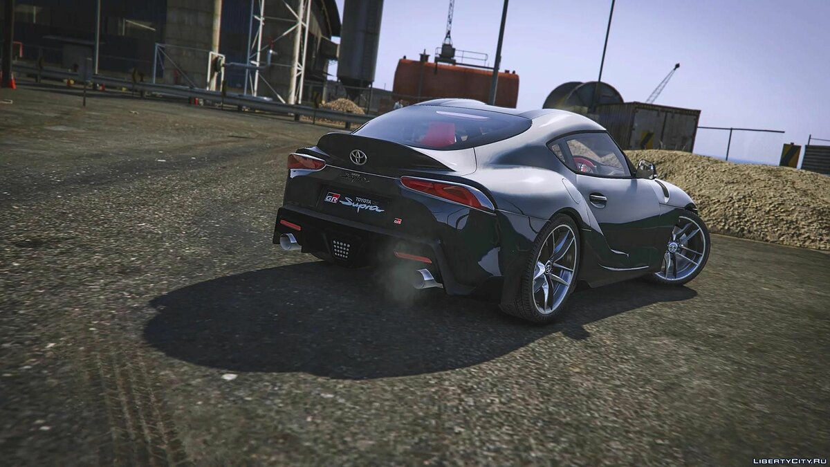 Машина Toyota 2019 Toyota Supra GR [ Add-On / JP-Spec] 1.0 для GTA 5