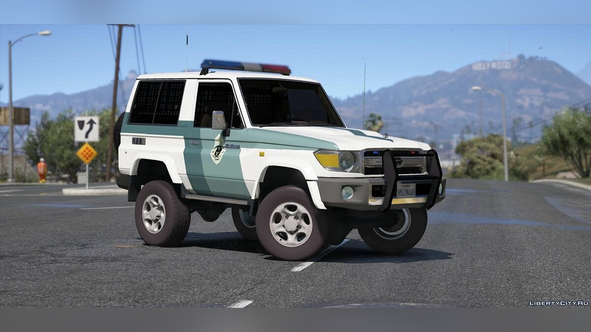 Toyota Land Cruiser Machito full Police 2014 [Add-On | Replace | Livery | Extras | Template] 1.1 для GTA 5