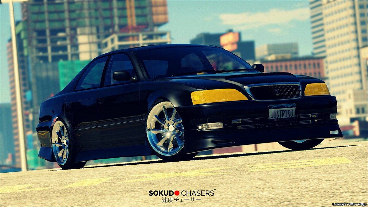 Машина Toyota Toyota Cresta JZX100 Vertex [Add-On / Replace] 0.1 для GTA 5