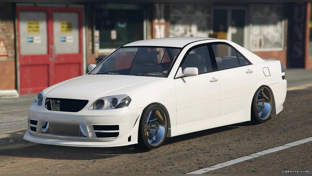 Toyota Mark II (X110) для GTA 5