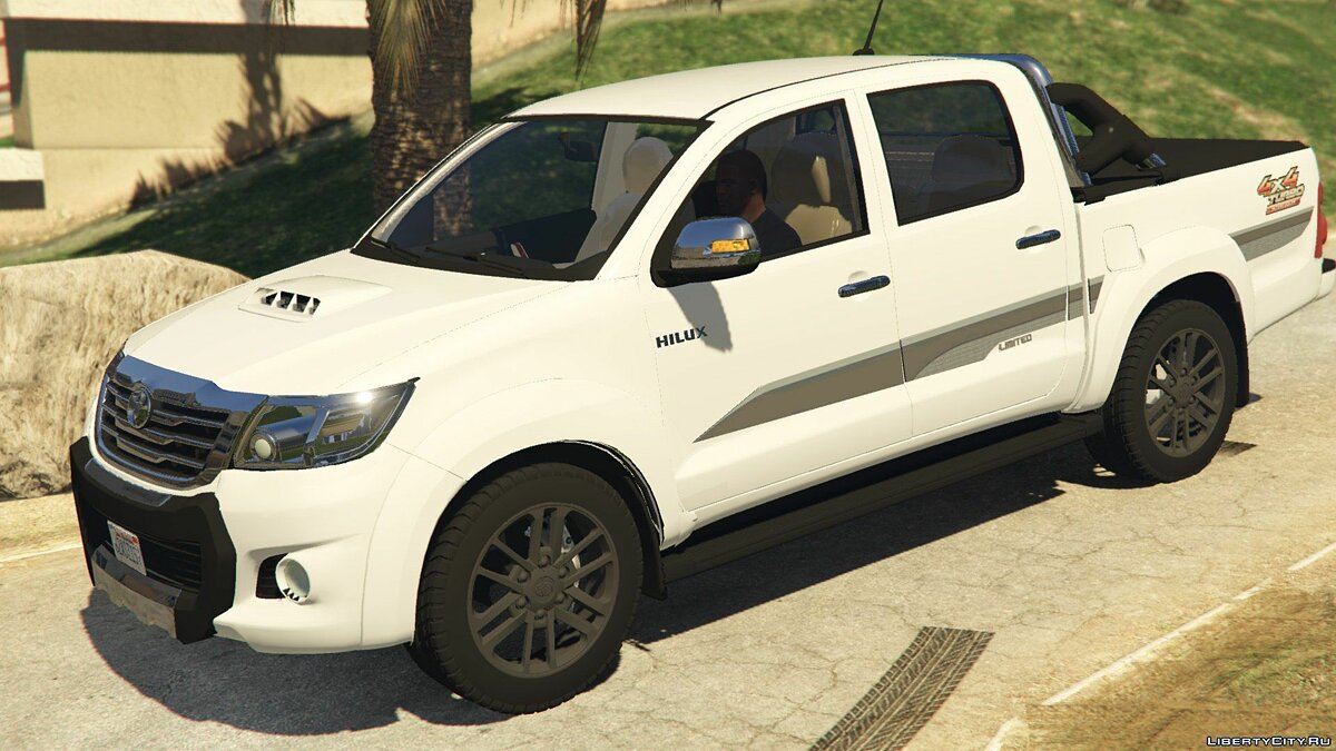 2015 Toyota Hilux Limited Edition 2.0 для GTA 5