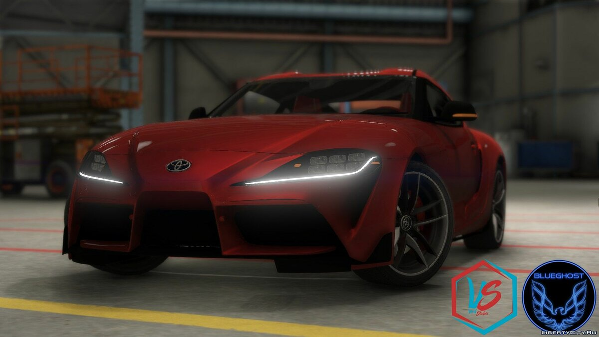 Машина Toyota 2020 Toyota GR Supra [Add-On / LHD] 1.0 для GTA 5