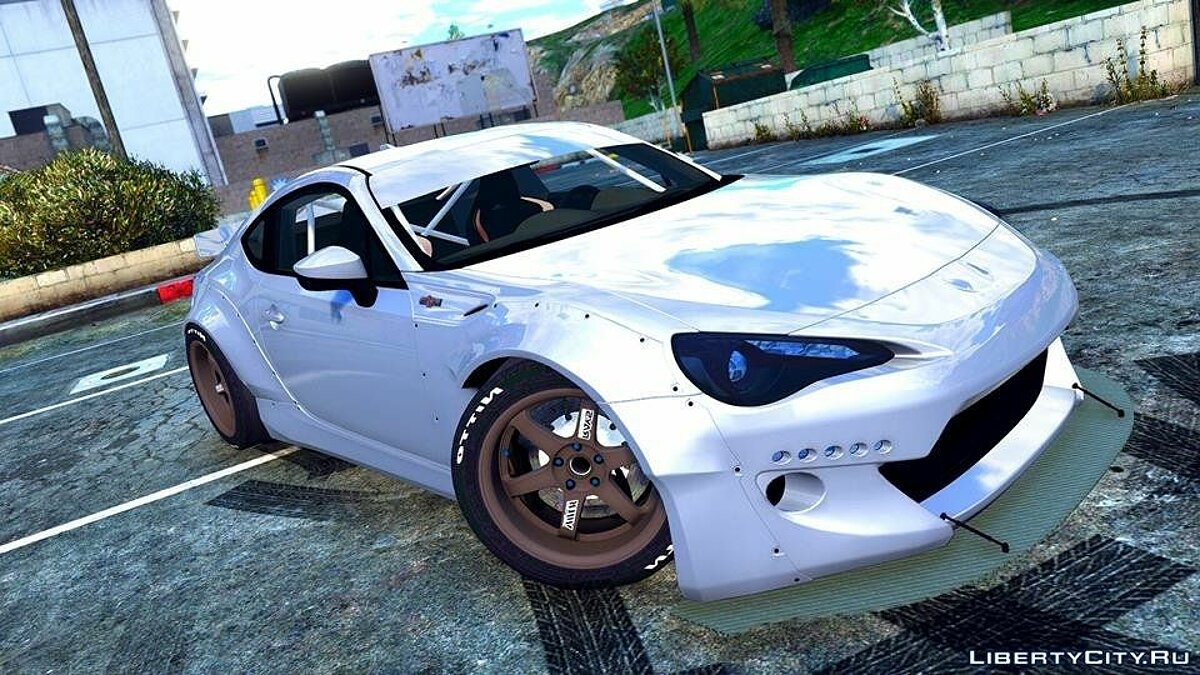 Toyota GT86 Rocket Bunny 0.2.1 [BETA] для GTA 5