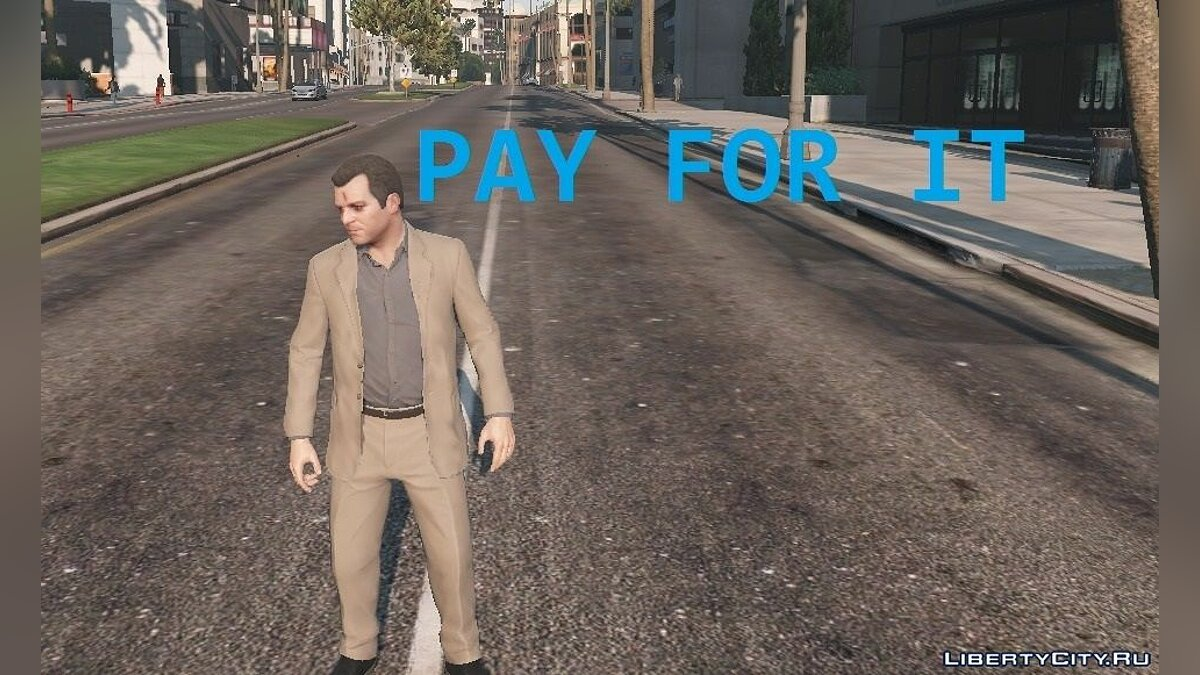 Pay For It Trainer 1.4a для GTA 5