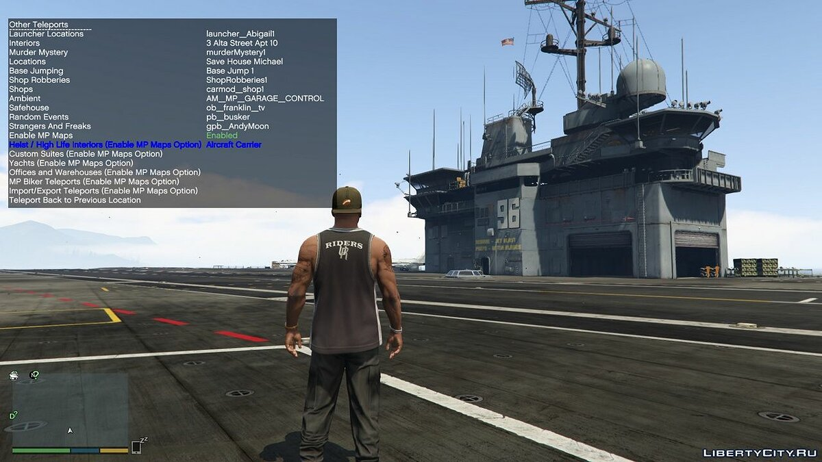 Трейнер Simple Trainer for GTA V 4.9 для GTA 5