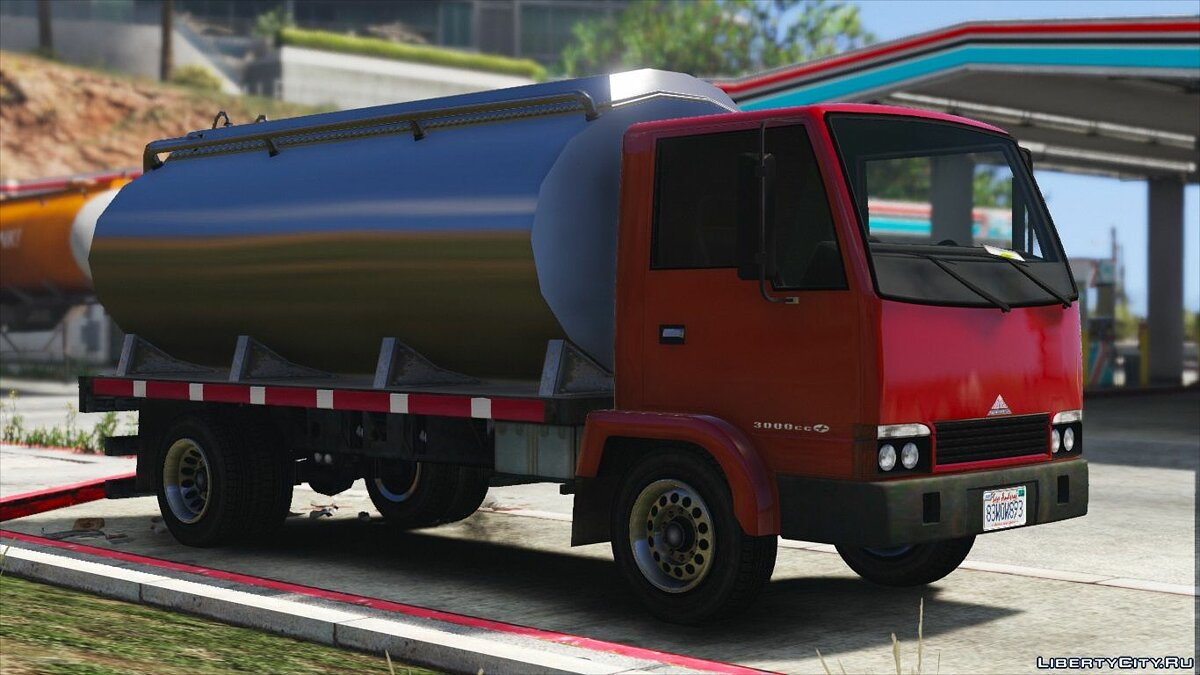 Maibatsu Mule Flatbed [Add-On | Replace] 2.0 для GTA 5 - скриншот #3