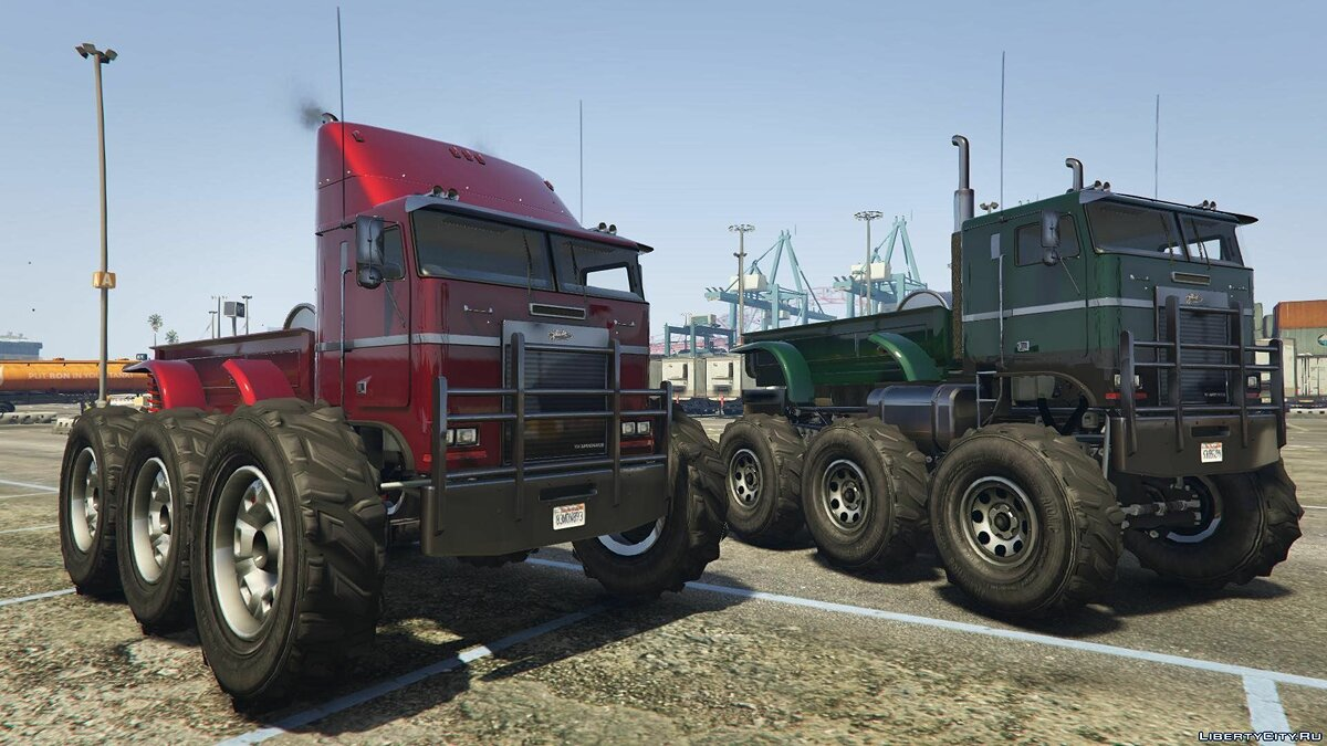 Hauler Rally Truck [Add-On / Replace] для GTA 5