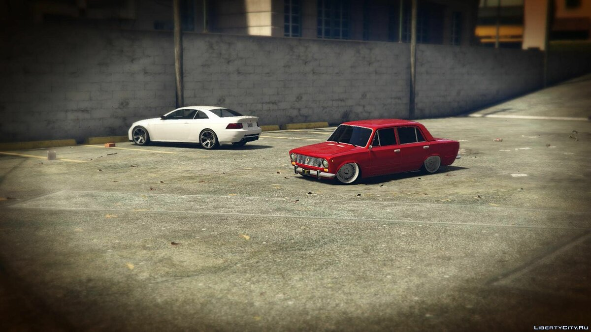 VAZ 2101 Pack (Akrom) [Add-On] 1.0 для GTA 5 - скриншот #3