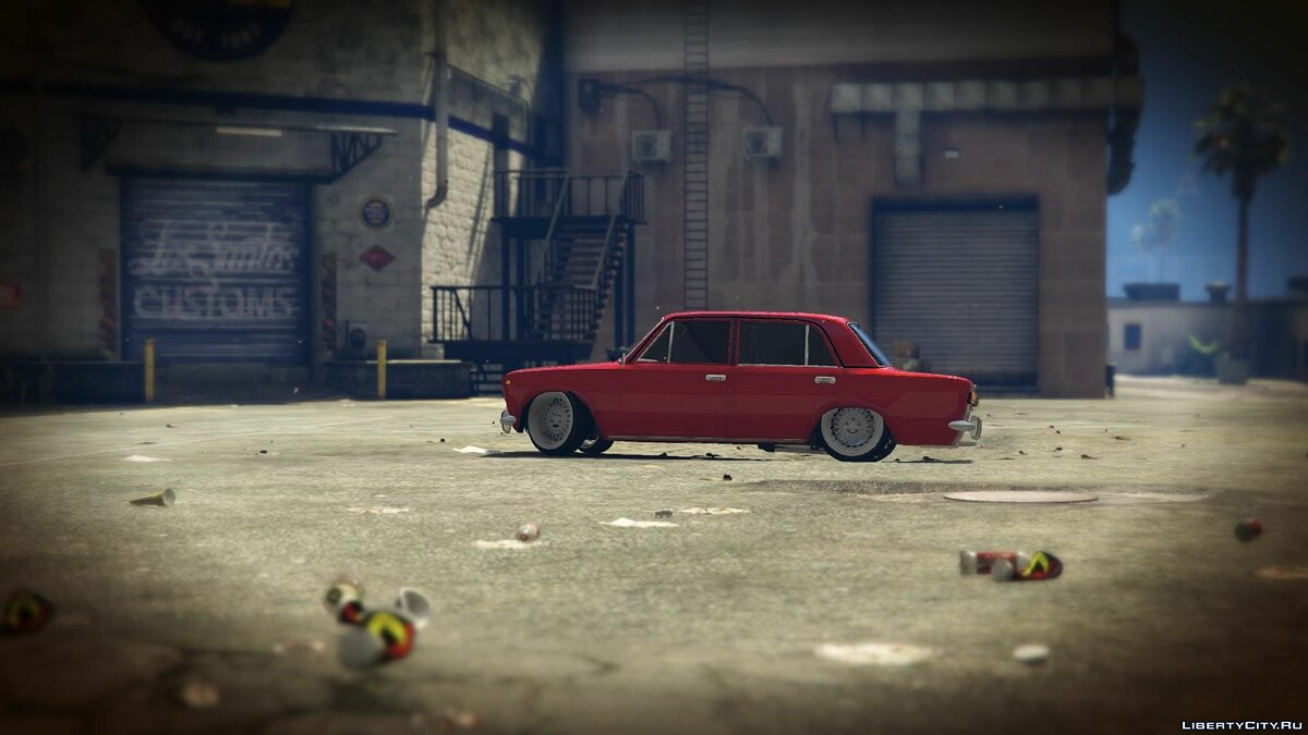 VAZ 2101 Pack (Akrom) [Add-On] 1.0 для GTA 5 - скриншот #4