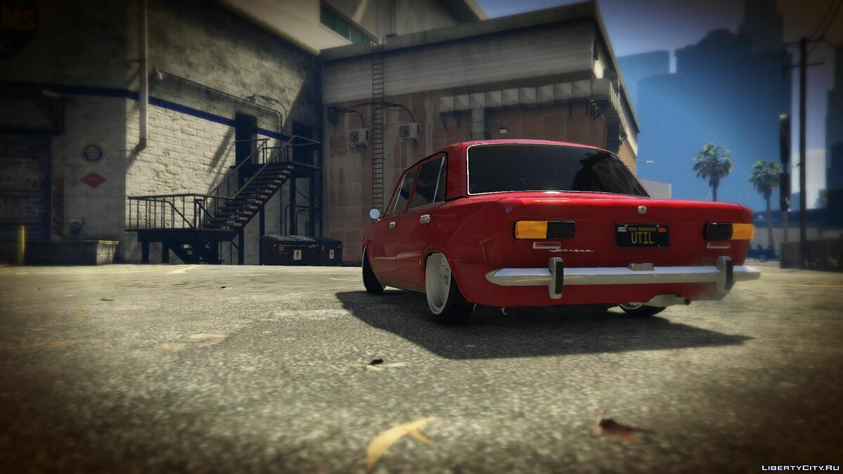 VAZ 2101 Pack (Akrom) [Add-On] 1.0 для GTA 5 - скриншот #5
