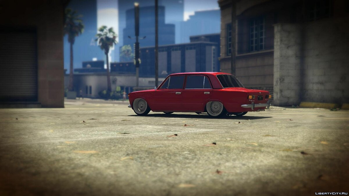 VAZ 2101 Pack (Akrom) [Add-On] 1.0 для GTA 5 - скриншот #6