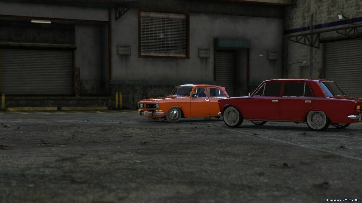 VAZ 2101 Pack (Akrom) [Add-On] 1.0 для GTA 5 - скриншот #7