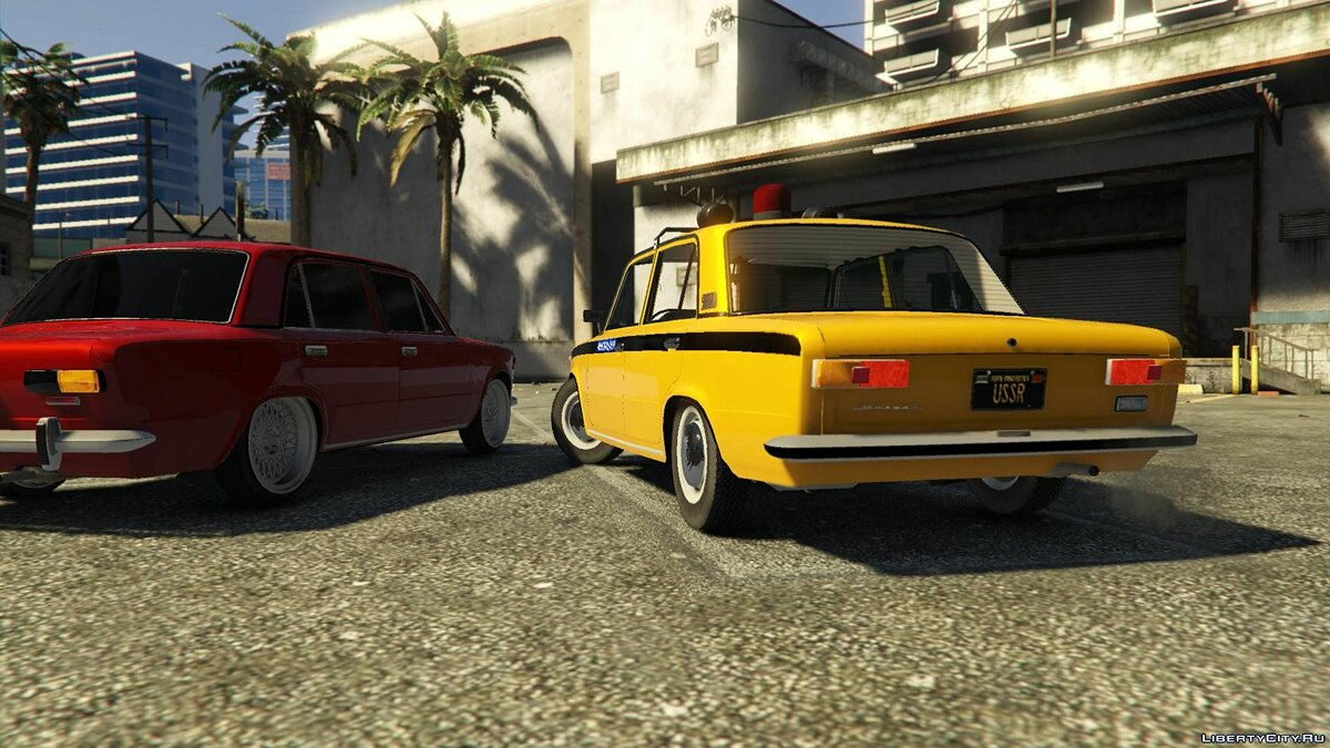 VAZ 2101 Pack (Akrom) [Add-On] 1.0 для GTA 5 - скриншот #8