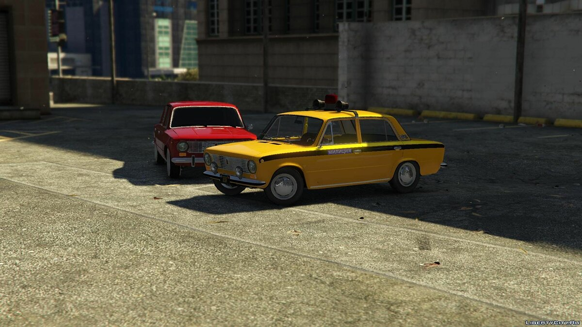 VAZ 2101 Pack (Akrom) [Add-On] 1.0 для GTA 5 - скриншот #9