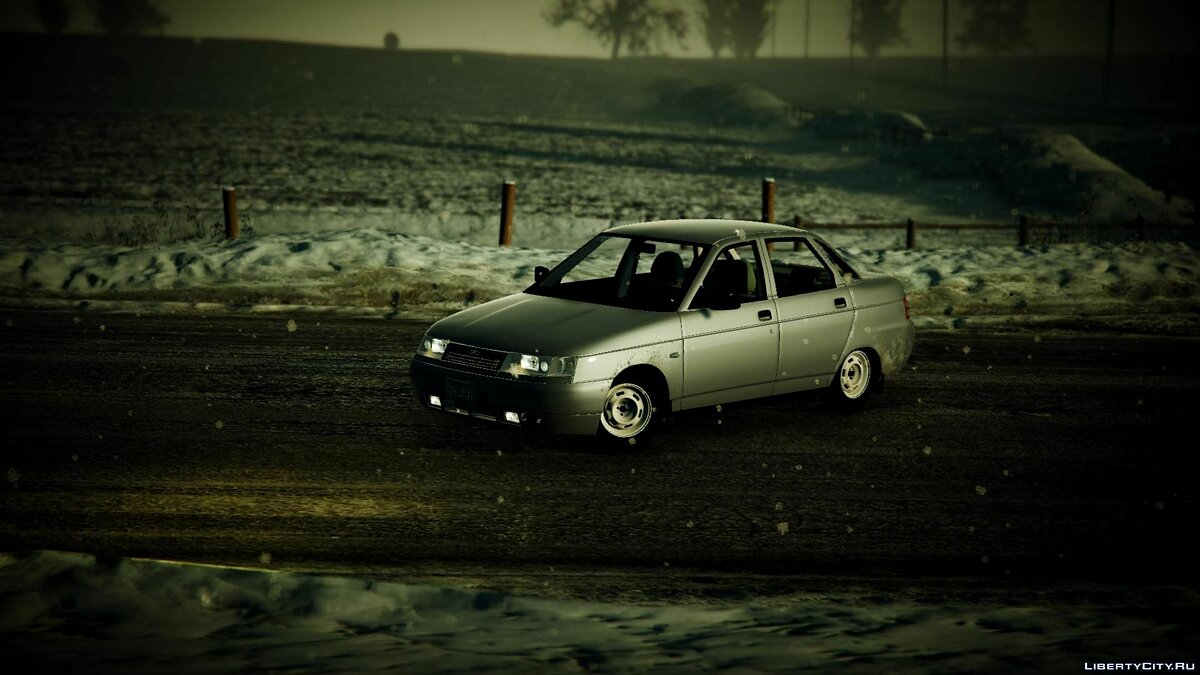 ��ашина ВАЗ VAZ-2110 (Lada 110) [Add-On] для GTA 5