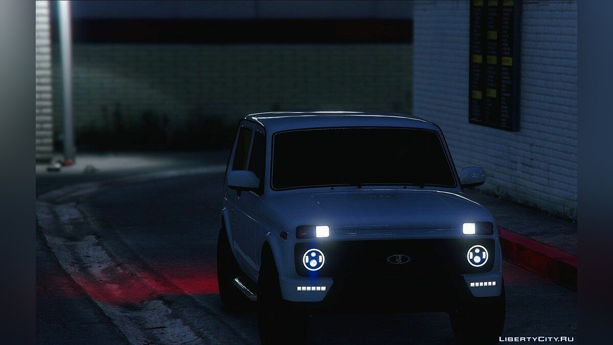 Lada Niva Urban 2016 [Add-On / Replace | Tuning] 1.1 для GTA 5 - скриншот #6
