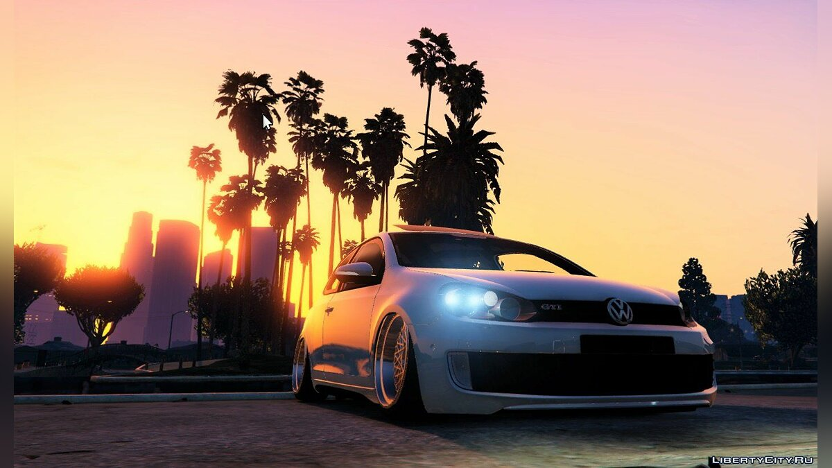 Volkswagen Golf GTI [Add-On] 2.0 для GTA 5 - скриншот #6