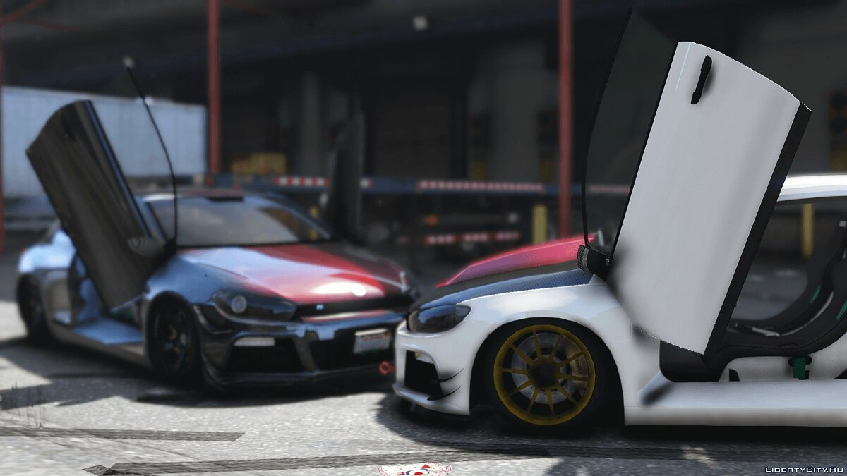 2010 Volkswagen Scirocco Modify [Add-On | Template | Tuning] 1.2 для GTA 5 - скриншот #7