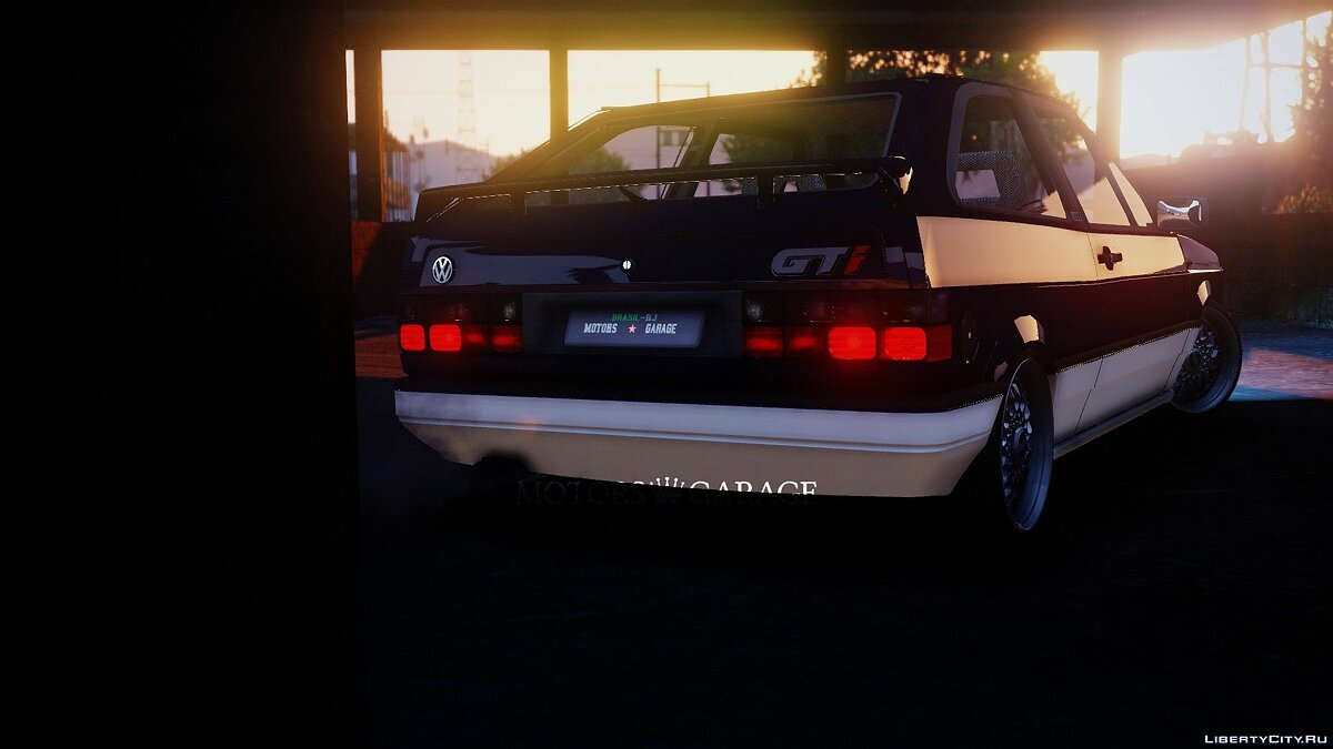 Volkswagen Gol GTi 89 [Add-On] 1.0 для GTA 5