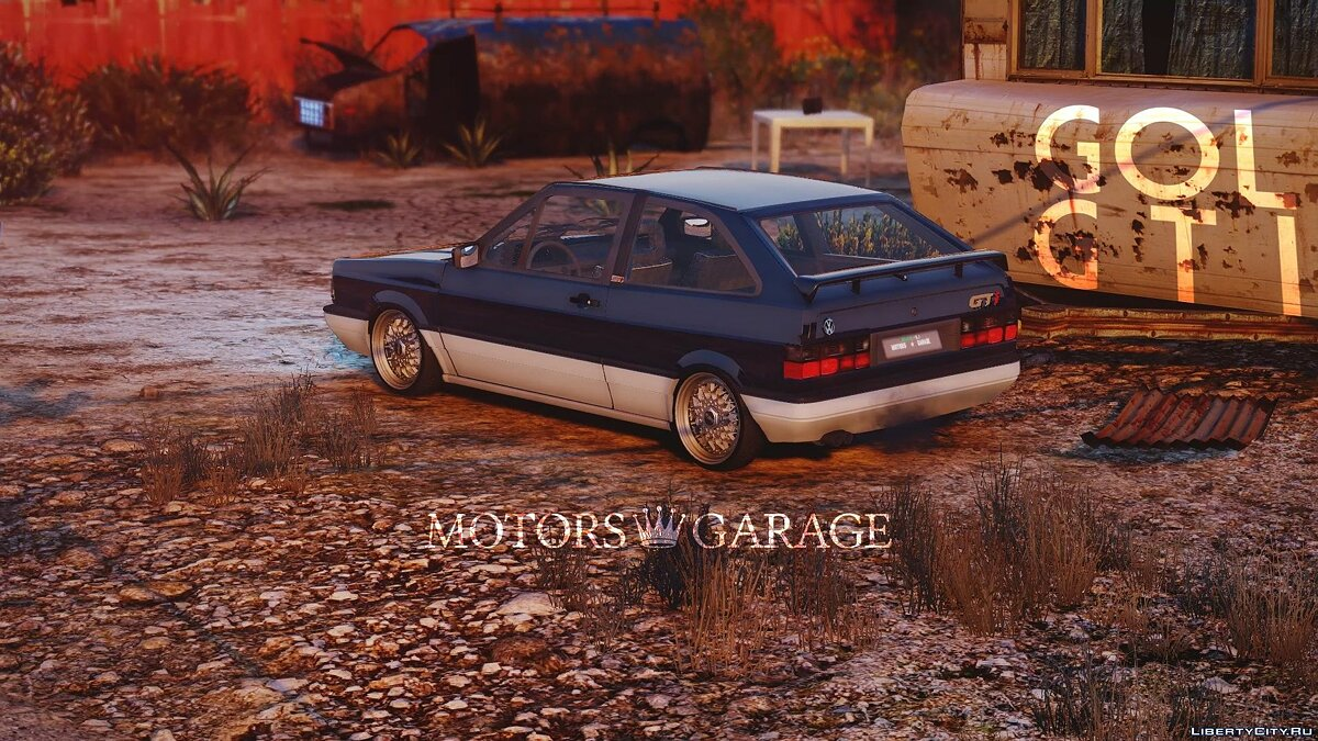 Volkswagen Gol GTi 89 [Add-On] 1.0 для GTA 5 - скриншот #3