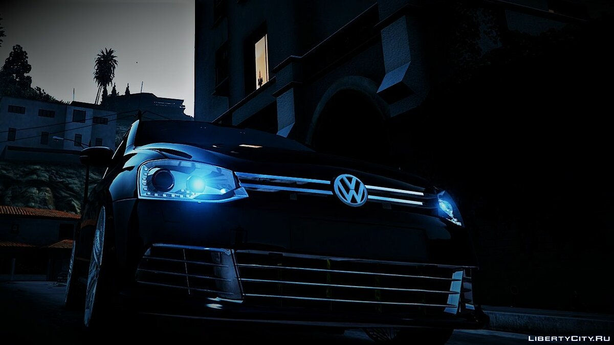 ��ашина Volkswagen Volkswagen Polo R Line [Add-On / Replace] 1.0 для GTA 5