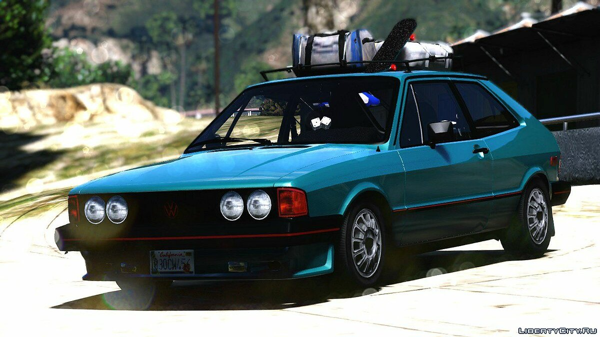 1981 Volkswagen Scirocco S (Typ 53) [Add-On / Replace] для GTA 5