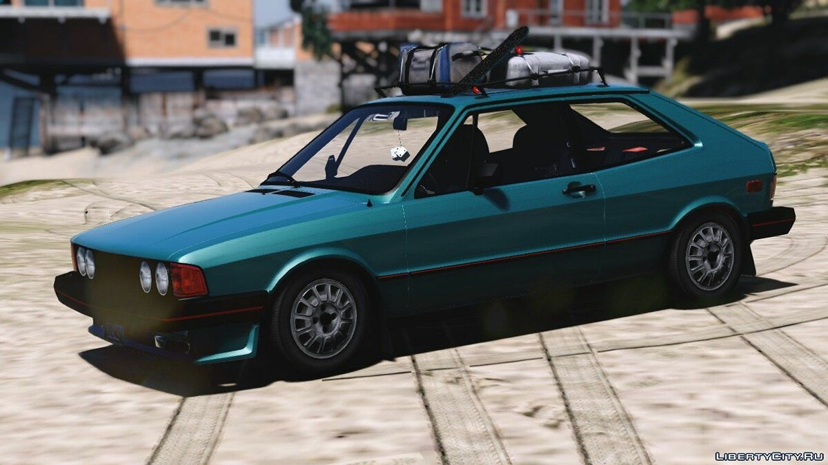 1981 Volkswagen Scirocco S (Typ 53) [Add-On / Replace] для GTA 5 - скриншот #2