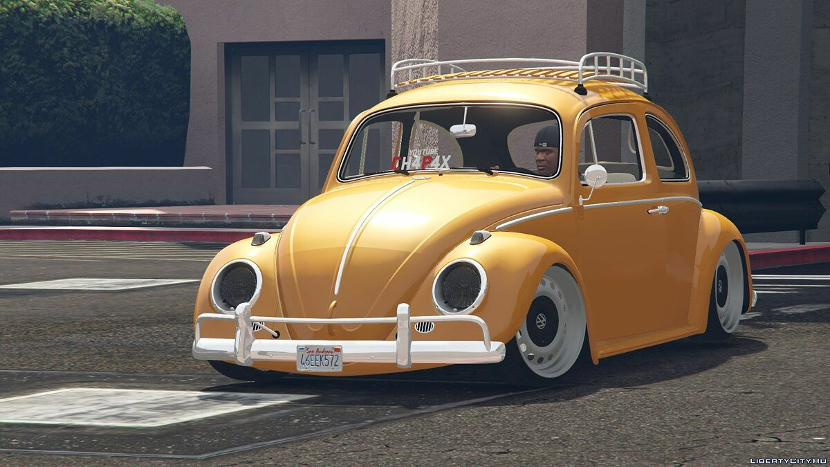 1968 Volkswagen Fusca [Add-On / Replace] 1.0 для GTA 5