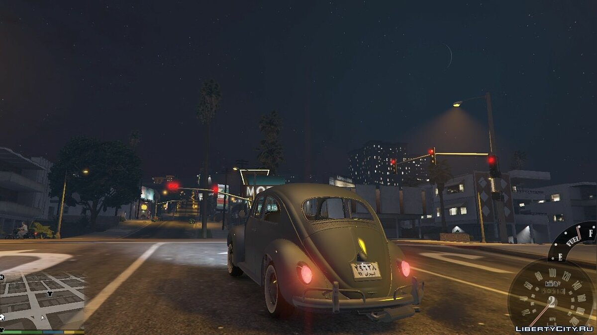 1963 Volkswagen Beetle [Add On / Replace] 2.0.0 для GTA 5 - скриншот #6