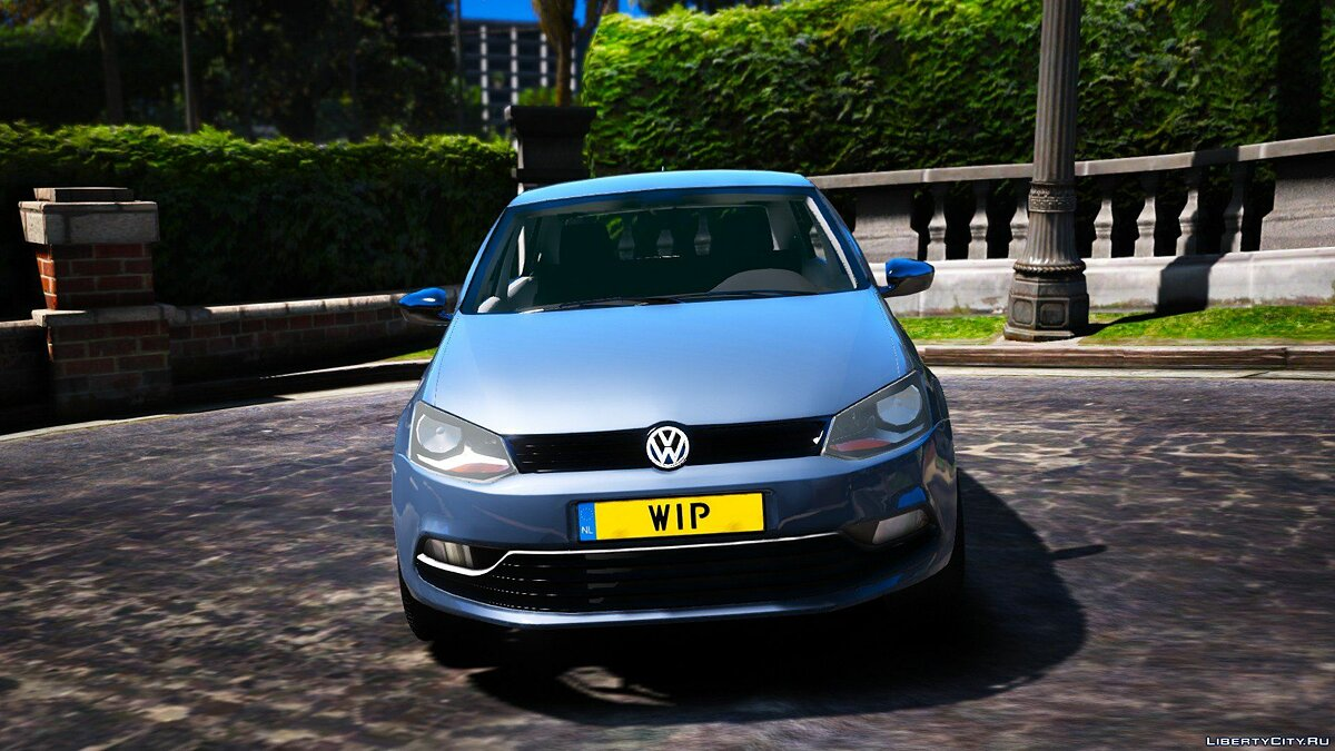 Volkswagen Polo [Stock Version] 1.0 для GTA 5 - скриншот #4