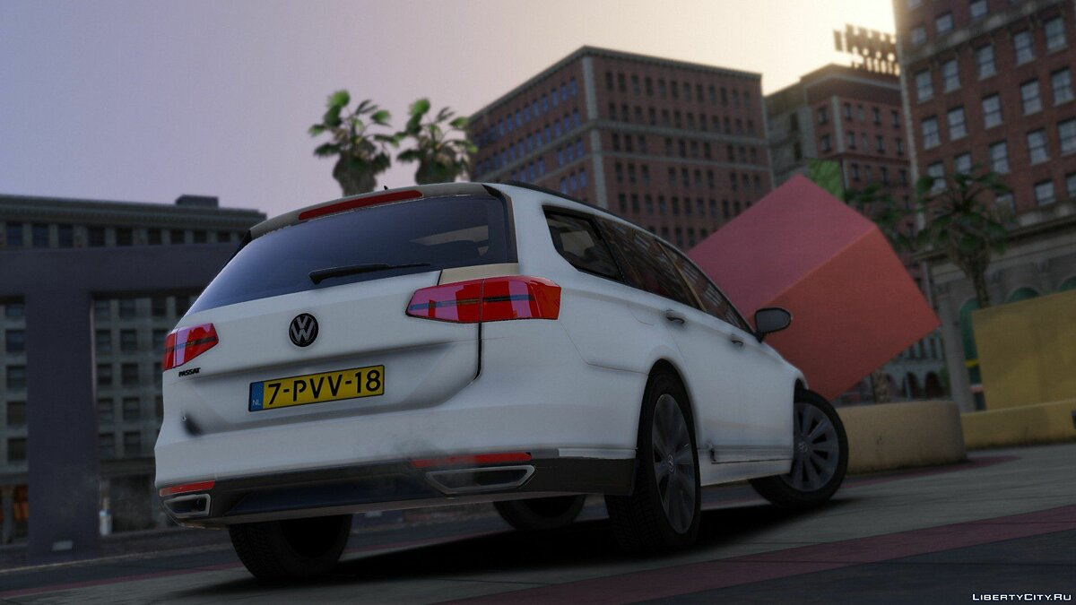 Машина Volkswagen Volkswagen В8 Estate [Replace] 1.0 для GTA 5