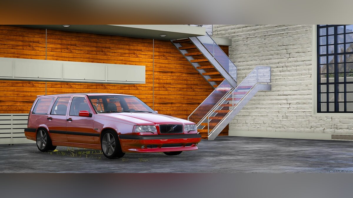 Машина Volvo Volvo 850R [Add-On | Replace] 1.0 для GTA 5
