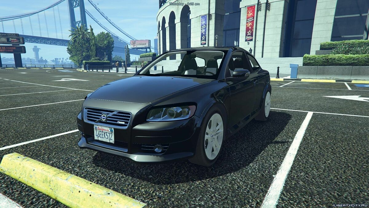 Volvo C30 R-Design [Add-On / Replace] 1.0 для GTA 5
