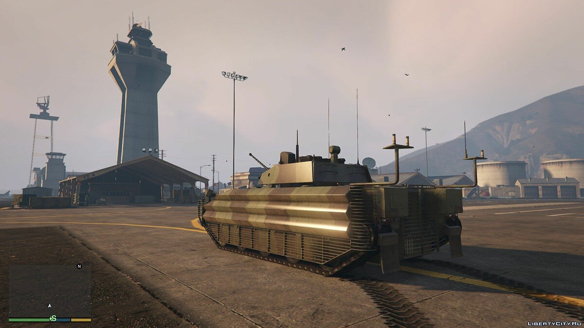 FV510 Warrior 0.01 для GTA 5