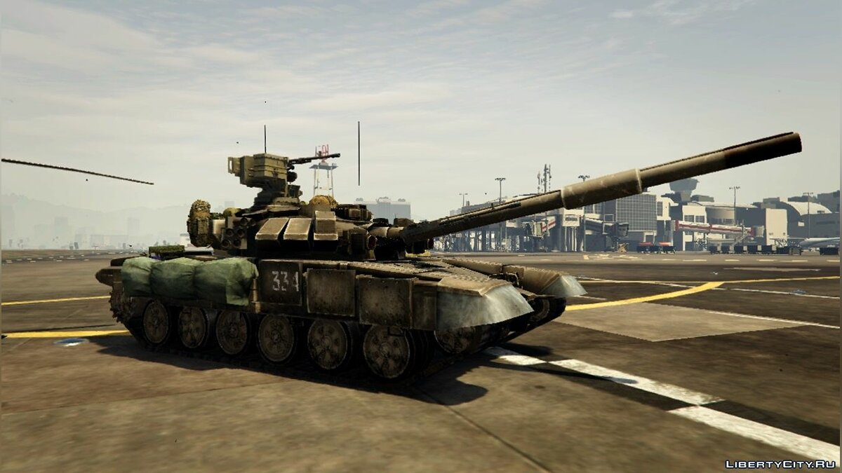 Battlefield 4 Add-On Vehicles Pack 1.1 для GTA 5 - скриншот #3
