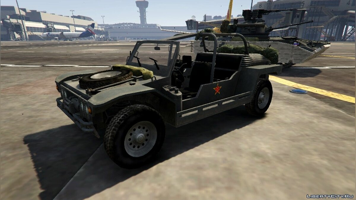 Battlefield 4 Add-On Vehicles Pack 1.1 для GTA 5 - скриншот #5