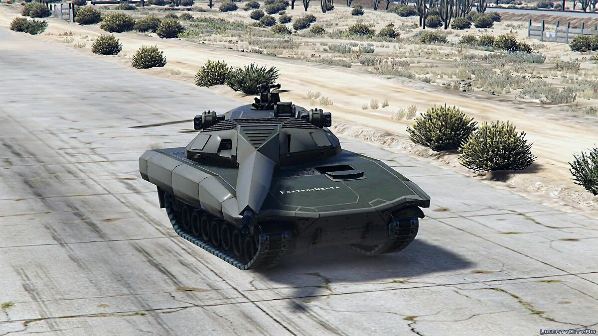 PL-01 Future MBT [Add-On / Replace | HQ] 1.1 для GTA 5 - скриншот #2