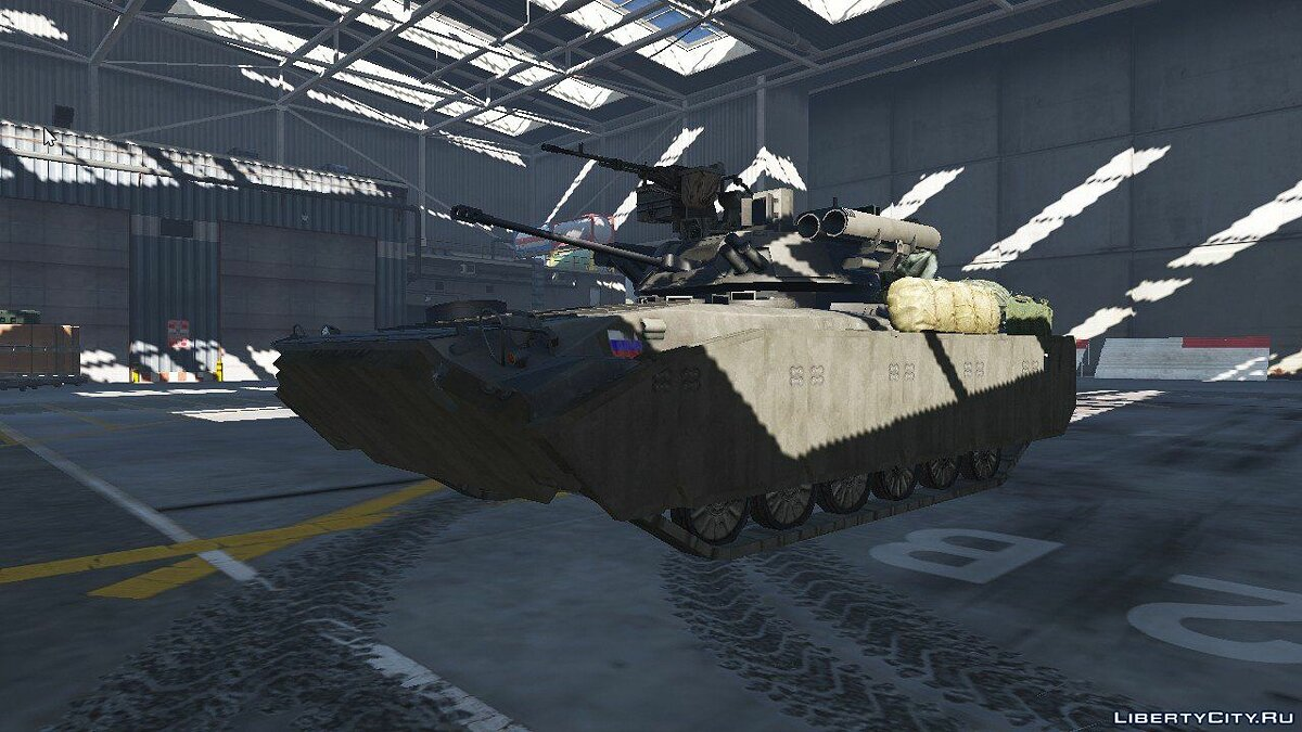 BMP-2 [Replace] 1.1 для GTA 5