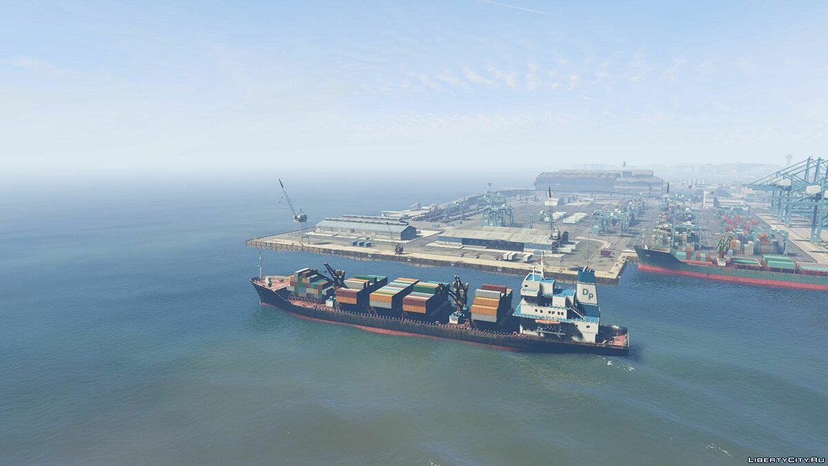 S.S. Bulker [Add-On] 1.1 для GTA 5 - скриншот #5