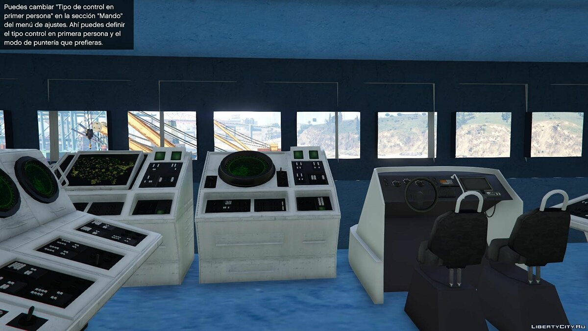 S.S. Bulker [Add-On] 1.1 для GTA 5 - скриншот #7