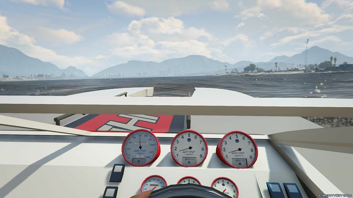 Speedboats [Add-On] для GTA 5 - скриншот #3