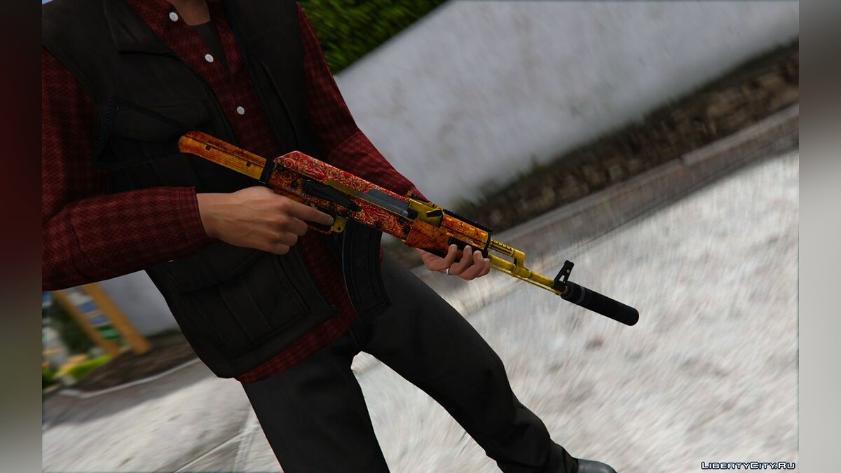 GTA 5 Skins Pack 3 by MoB для GTA 5 - скриншот #5