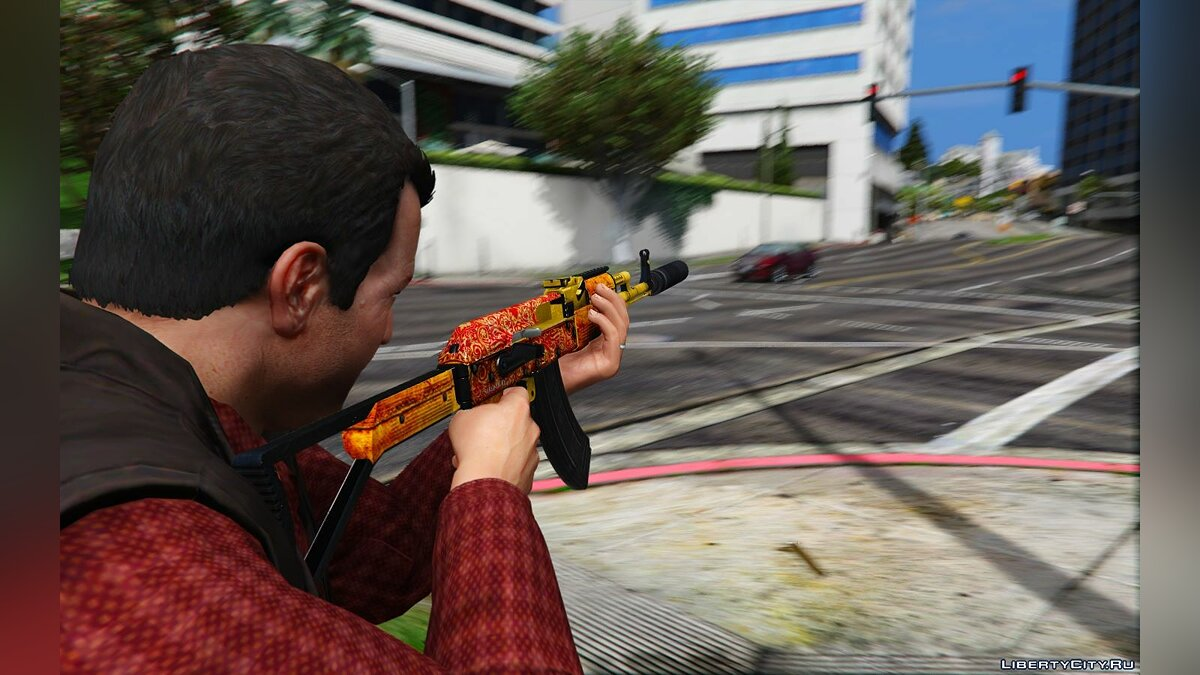 GTA 5 Skins Pack 3 by MoB для GTA 5 - скриншот #6