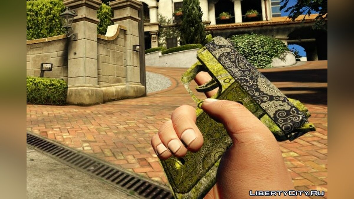 Skins Pack by MMoBB для GTA 5 - скриншот #13