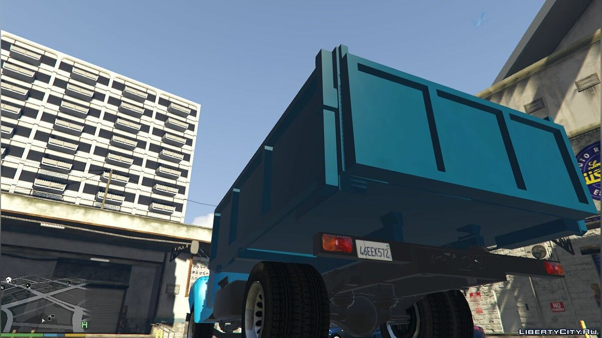 Машина ЗИЛ ZIL-130 [Replace] 1.0 для GTA 5